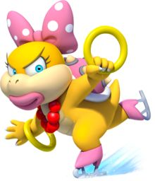 Wendy O Koopa New Super Mario Bros U