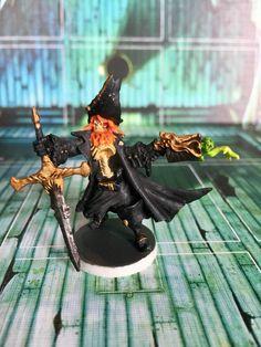 Bone Devils Captain Albrecht the Damned (Rum and Bones) #rumandbones