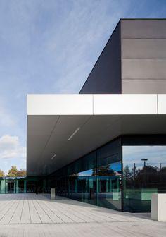 Staatspreis für Sächsische Baukultur 2013 / Elegante Mehrzweckhalle - Architektur und Architekten - News / Meldungen / Nachrichten - BauNetz...