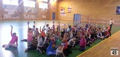 Lancement du projet Rugby School à Saint Jacques de Compostelle