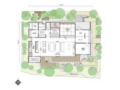 水回りサンテラスキッチン House Plans, Floor Plans, Flooring, How To Plan, Interior, Inspiration, Home, Style, Log Projects