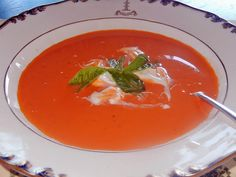 The mighty tomato in the ultimate tomato soup - mainetoday
