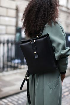 60 Inspiring Street-Style Snaps From LFW #refinery29