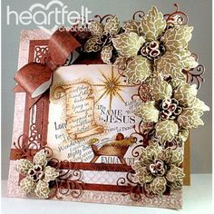Heartfelt Creations - His Name Is Jesus Project
