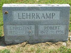 Robert Lehrkamp (1872 - 1956) - Find A Grave Photos