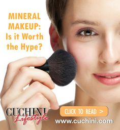 What is Mineral Makeup – Is It All Just Hype?