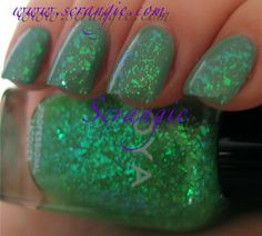 Zoya's Opal over Bevin via Scrangie
