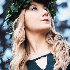 Kalevala Jewelry Kalevala Koru Cross of Happiness / Onnenristi / Rippiristi