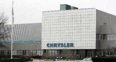 Chrysler Auto Plant