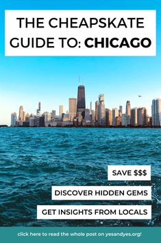 Want some cheap travel to Chicago? Read on for a local's recommendations on $34 Airbnbs, $5 Chicago-style pizza, and $7 comedy shoes at Tina Fey   Amy Poehler's alma mater! #chicagotravel #cheaptravel #budgettravel #traveltips #chicago #illinois #usatravel #usaroadtrip #travelusa #ustravel #ustraveldestinations #americatravel #travelamerica #vacationusa #usatrip Usa Travel Guide, Travel Advice, Travel Usa, Travel Guides, Travel Pics, Michigan Travel, Chicago Travel, Best Vacation Spots, Best Vacations