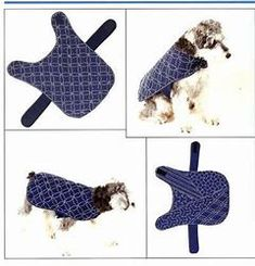 New easy crochet dog sweater tutorial crochet a dog sweater 10 of 10 MRSYDWK - Crochet and Knit Dog Clothes Diy, Dog Clothes Patterns, Coat Patterns, Dog Clothing, Dog Sweater Pattern, Dog Pattern, Sweater Patterns, Free Pattern, Jacket Pattern
