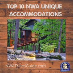 Looking for Eureka Springs treehouses, castles, hobbits or other unique places to stay in Northwest Arkansas (Bentonville, Fayetteville)? There are a delightful mix of unique accommodations including treehouses, hobbits, castles, caves, cabins overlooking tigers below, rock cabins, haunted hotels, lake houses  and much more.  Check out the Top 10 list below to find a great and fun place to stay:  #EurekaSpringsCabins #ArkansasTreehouses #EurekaSpringsAr Eureka Springs Cabins, Eureka Springs Arkansas, Tree House Resort, Victorian Village, Haunted Hotel, Unique Restaurants, Lake Houses, Treehouses, Caves