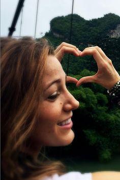 Blake Lively Unveils Her Bronde Lengths On Instagram, 2015