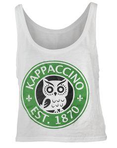 Kappa Kappa Gamma Caution Tank