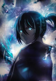 Yato1 by PSLShana567 on @DeviantArt