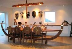 cause it's a viking table that's why - Imgur