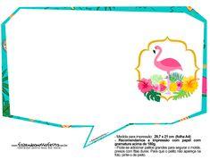 Uau! Veja o que temos para Plaquinhas Flamingo 2