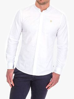 At Evolve Clothing we provide the widest range of clothes from shirts to suits and everything in between. Evolve Clothing, Grandad Collar Shirt, Shirt Dress, T Shirt, Latest Fashion, Chef Jackets, Footwear, King, Fresh