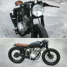For you lovers of motorcycle modification certainly familiar with the term cafe racer. Yes, Cafer racer can be regarded as among the streams / style modification motor in the first place until now still loved. Yamaha Cafe Racer, Yamaha 125, Cg 125 Cafe Racer, Estilo Cafe Racer, Moto Cafe, Cafe Bike, Custom Cafe Racer, Cafe Racer Build, Scrambler Custom