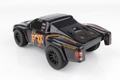 This FOX Can Run: Team Associateds Latest SC28 Short Course Truck