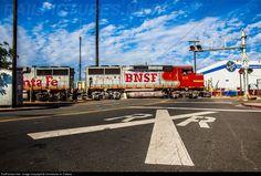 RailPictures.Net Photo: BNSF #131 Burlington Northern Santa Fe EMD GP60M at San Diego, California by Christopher A. Paetow