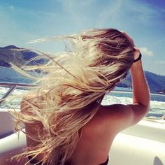 Summer Blondes - Hairstyles and Beauty Tips