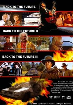 'Back to the Future' Trilogy.