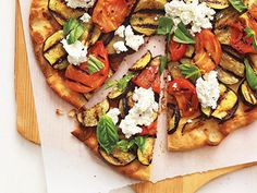 The Healthiest Pizza Recipes