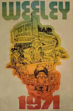 Weeley Rock Festival 1971
