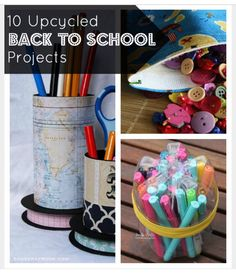 The 13 best back to school diys images on pinterest do it yourself 10 diy back to school ideas for the end of summer solutioingenieria Choice Image