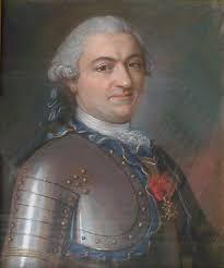 Charles de Baschi, Marquis d'Aubaïs, Comte du Cayla, Seigneur de Junas (1686 - 1777).