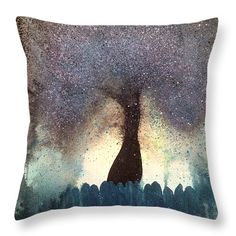 Throw pillow By Shauna De Bella