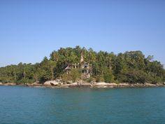 Ilha do Castelo Paraty RJ