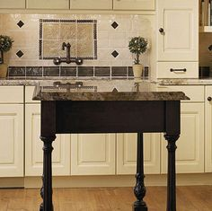 Marble Top Kitchen Island Table tiered marble top console console from wisteriamight work as a