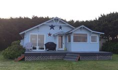 Yachats House Rental: Sandy Seclusion(an Acre Of Beach Front) | HomeAway 498- 4 nights