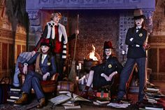 Vogue Japan Casts Spell Over Fall Collections Via Harry Potter Editorial | IX Daily
