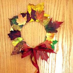Beautiful fall leaf crafts for kids and adults, including fall preschool crafts, leaf rubbings, and leaf decoupage. Autumn Crafts, Fall Crafts For Kids, Nature Crafts, Thanksgiving Crafts, Crafts To Do, Holiday Crafts, Family Crafts, Autumn Activities, Craft Activities