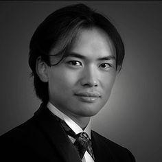 講師紹介ページを更新しました! 新しくピアノの先生が加わりました。 金平泰介先生です(^^)/