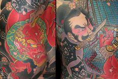 刺青師 初代彫忠 刺青、和彫り HORITADA