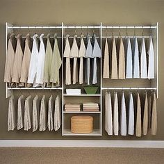 Which Closet System Is Best For You?