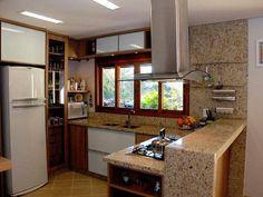 cozinha planejada com cooktop patricia kolanian