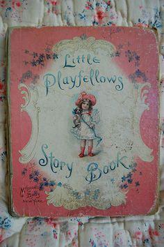 Vintage child's book.