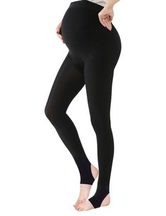 c71844f7d2 Maternity Styles - smart maternity leggings   Womens Maternity Pregnancy  Tights Opaque Warm Thermal Brushed Fleece