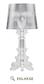 Salon S  Table Lamp clear Zuo-50046