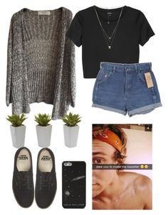 """""""going to ash's house"""" by camilaafernaanda ❤ liked on Polyvore featuring Monki, Wrangler, Gathering Eye, Vans, 5sos, ashtonirwin, 5secondsofsummer and 5sosoutfits"""