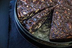 Chocolate fudge slice – Recipes – Bite