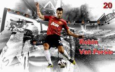 Robin Van Persie Manchester United 2012-2013 HD Best Wallpapers