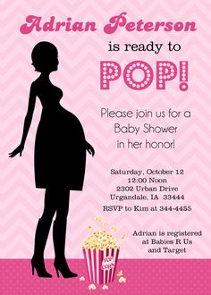 Ready to pop baby shower invitations gettin crafty ready to pop baby shower invitations gettin crafty pinterest parents babies and shower invitations filmwisefo