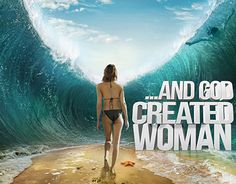 """Check out new work on my @Behance portfolio: """"and god created woman (Movie Poster - Tshirt)"""" http://on.be.net/1JNKTSz"""