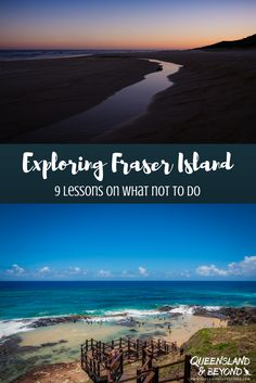 Fraser Island, Australia, is incredibly popular for and camping so you'd think we'd be prepared for our camping trip. Don't make the same mistakes we did and learn from our silly mistakes! 🌐 Queensland & Beyond Fraser Island Australia, Queensland Australia, Western Australia, Visit Australia, Australia Tourism, Overseas Travel, Camping Places, Camping Gear, Fishing Charters